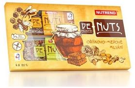 Батончики зерновые Nutrend DeNuts Family pack, 4x35 г (NUT-1626)