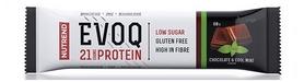 Батончик протеиновый Nutrend Evoq - шоколад мята, 60 г (NUT-1978)