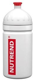 Бутылка спортивная Nutrend Sport bottle - белая, 500 мл (NUT-168)