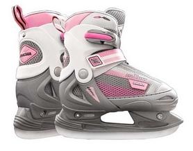 Коньки хоккейные Max City Enigma, розовые (ENIGMA-G)