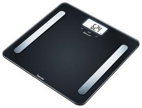 Весы диагностические Beurer BF 600 Pure Black, черные