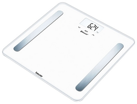 Весы диагностические Beurer BF 600 Pure White, белые