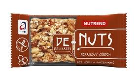 Батончик зерновой Nutrend De-Nuts - пекан, 35 г (NUT-1688)