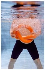 Палка для аквафитнеса (акванудлс) Beco Pool Nudel Kompakt 96951 (000-2405) - Фото №2