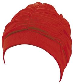 Шапочка для плавания женская Beco 7600, красная (000-0399)
