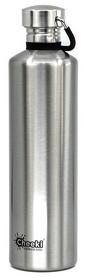 Бутылка для воды Cheeki Classic Single Wall Matte - серебряная, 1 л (CB1000SI1)
