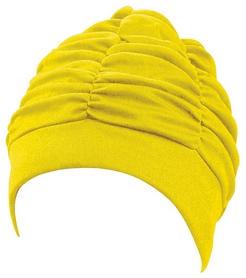 Шапочка для плавания женская Beco 7610, желтая (000-0407)