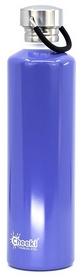 Бутылка для воды Cheeki Classic Single Wall Matte - синяя, 1 л (CB1000LV1)