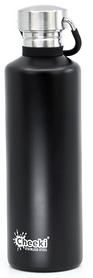Бутылка для воды Cheeki Classic Single Wall Dusty - черная , 750 мл (CB750MB1)