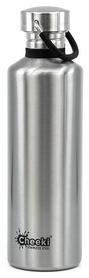 Бутылка для воды Cheeki Classic Single Wall Dusty - серебряная , 750 мл (CB750SI1)