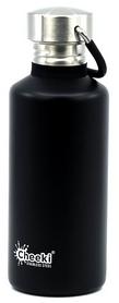 Бутылка для воды Cheeki Classic Single Wall Lavender - черная, 500 мл (CB500MB1)
