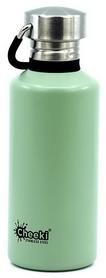 Бутылка для воды Cheeki Classic Single Wall Lavender - зеленая, 500 мл (CB500PI1)