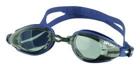 Очки для плавания Spurt KOR 60 AF, темно-синие (000-0217)