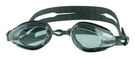Распродажа*! Очки для плавания Spurt KOR 60 AF, черные (000-0218)