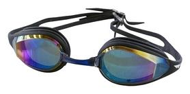 Очки для плавания Spurt WVN-1 AF Mirror, серо-серебристые (000-3589)