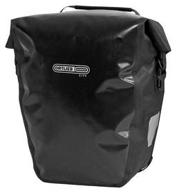 Гермосумка велосипедная Ortlieb Back-Roller City - черная, 20 л (F5002)