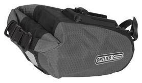 Гермосумка подседельная Ortlieb Saddle-Bag M - серая, 1,6 л (F9431)