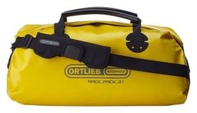 Гермобаул Ortlieb Rack-Pack - желтый, 49 л (K63H2)