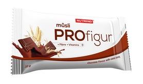 Батончик зерновой Nutrend Profigur Musli - шоколад, 33 г (NUT-1553)