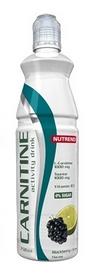 Жиросжигатель питьевой Nutrend Carnitin Drink без кофеина - ежевика+лайм, 750 мл (NUT-1526)