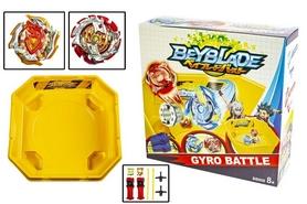 Набор игровой BeyBlade (арена + 2 пусковых механизма + 2 волчка) (862531844)