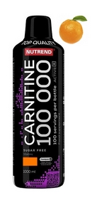 Жиросжигатель Nutrend Carnitine 100000 - апельсин, 1000 мл (NUT-1718)