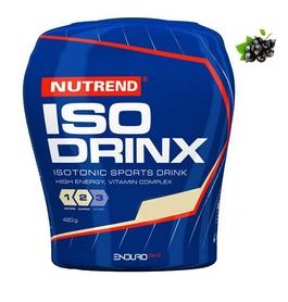 Напиток энергетический Nutrend Isodrinx - черная смородина, 420 г (NUT-1855)