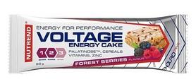 Батончик энергетический Nutrend Voltage Energy Cake - лесная ягода, 65 г (NUT-1684)
