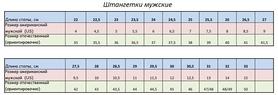 Штангетки OB-4588 - 41 OB-4588-41