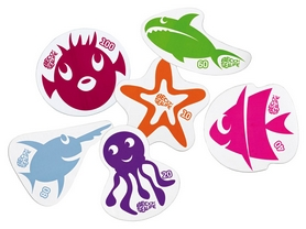 Набор игрушек для бассейна Beco 9611 (000-2205)