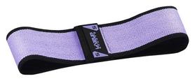Эспандер для пилатеса LiveUp Hip Band, фиолетовый (LS3629-S)