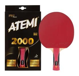 Ракетка для настольного тенниса анатомическая Atemi 2000 PRO APS A, 5* (000-0004)