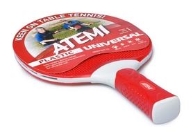 Ракетка для настольного тенниса Atemi Plastic Universal, 1* (000-0018)