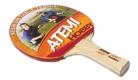 Ракетка для настольного тенниса Atemi Hobby, 2* (000-0003)