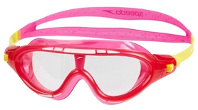 Очки для плавания детские Speedo Rift Gog Ju, розовый