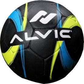 Мяч футбольный Alvic Street № 5 желто-голубой