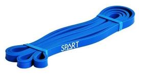 Тренажер - резиновая петля Rising 12 мм (15-35 кг) синяя