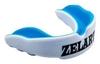 Капа боксерская Zelart BO-3603, белый-синий