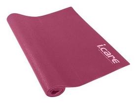 Коврик гимнастический Joerex JIC030-1, розовый (6923744034107)