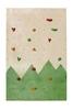 Распродажа*! Скалодром детский Kidigo «Лесочек», 1,25х2 м