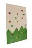 Распродажа*! Скалодром детский Kidigo «Лесочек», 1,25х2 м - Фото №2