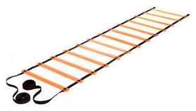 Лестница координационная Soccer C-4351 - оранжевый, 10 м