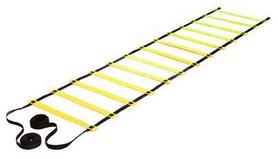 Лестница координационная Soccer C-4351 - желтый, 10 м