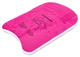 Досточка для плавания Dorfin PL-4401, розовая
