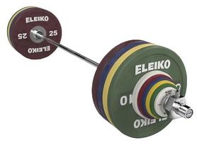 Штанга олимпийская Eleiko Performance NxG, 190 кг (3061134)