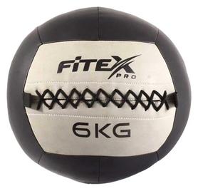 Мяч набивной (вобол) Fitex, 6 кг (MD1242-6)