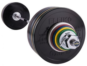 Штанга олимпийская Eleiko Performance NxG, 185 кг (3061135) - Фото №2