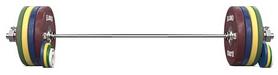 Штанга олимпийская Eleiko Performance NxG, 185 кг (3061135) - Фото №3