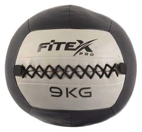 Мяч набивной (вобол) Fitex, 9 кг (MD1242-9)