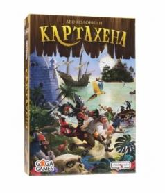 Игра настольная Картахена